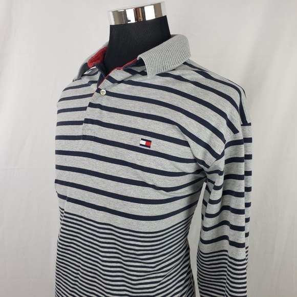 Tommy Hilfiger Other - Tommy Hilfiger Mens XL Long Sleeve Polo Shirt